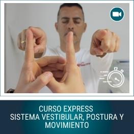Curo Express Sistema vestibular Postura y Movimiento